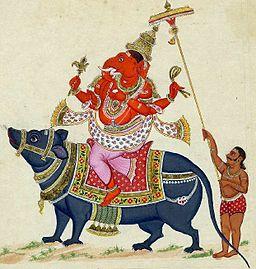 256px-Thajavur_Ganesha